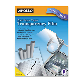 Apollo Transparency Film - APOPP201C