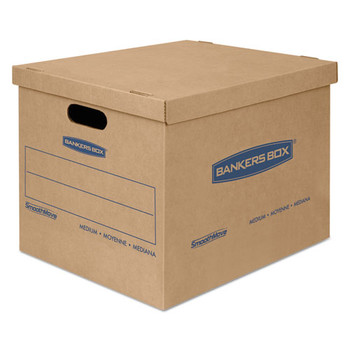 Bankers Box SmoothMove Classic Moving & Storage Boxes - FEL7717201