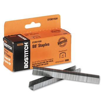 Bostitch B8 PowerCrown Premium Staples - BOSSTCR211538