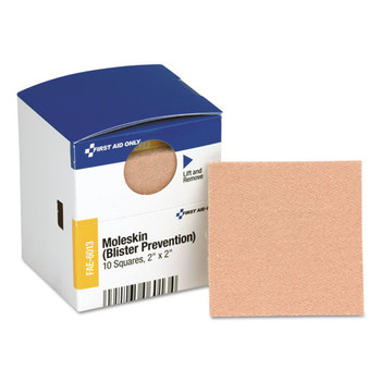 First Aid Only SmartCompliance  Moleskin/Blister Protection