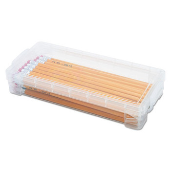 Advantus Super Stacker Pencil Box
