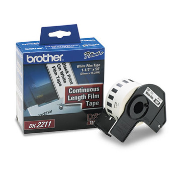 Brother Continuous Length Label Tapes - BRTDK2211
