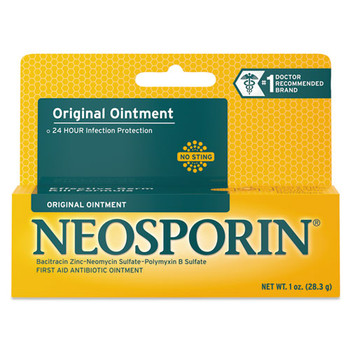 Neosporin Antibiotic Ointment - PFI512373700