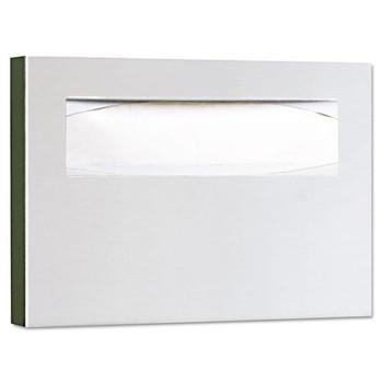 Bobrick Stainless Steel Toilet Seat Cover Dispenser