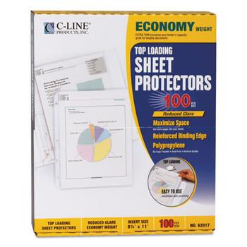 C-Line Polypropylene Sheet Protector - CLI62017