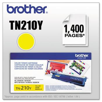 Brother BRTTN210BK, BRTTN210C, BRTTN210M, BRTTN210Y Toner