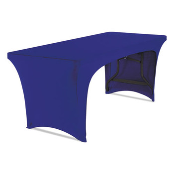 Iceberg Stretch-Fabric Table Cover