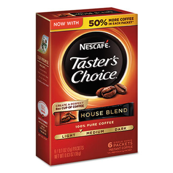 Nescafe Taster's Choice House Blend Instant Coffee - NES32486