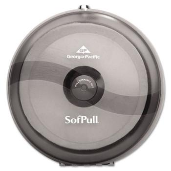 Georgia Pacific Professional SofPull High-Capacity Center-Pull Bathroom Tissue Dispenser