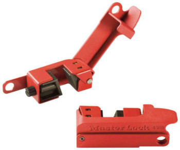 Master Lock Grip Tight™ Circuit Breaker Lockouts