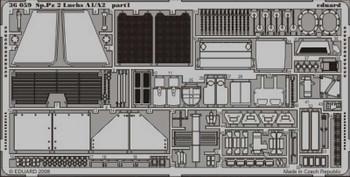 1/35 Armor- SpaePz 2 Luchs A1/A2 for RVL