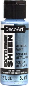 Extreme Sheen Paint 2oz Sky Blue Topaz