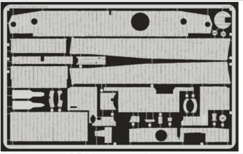 Eduard Models Armor- Tiger I Late Zimmerit -- Plastic Model Vehicle