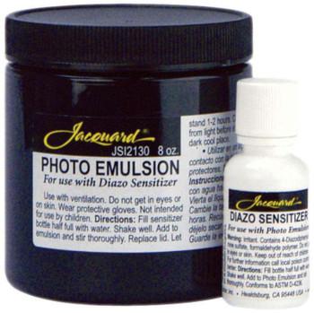 Emulsion & Dianzo Sensitizer 8oz