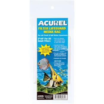 "Acurel Filter Lifegaurd Media Bag 3""X8"""