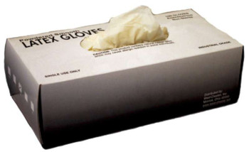 West Chester Industrial Grade Latex Disposable Gloves