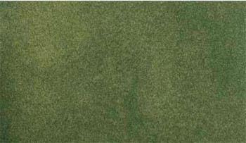 Green, 50 x 100 Grass Mat, Woodland Scenics 5122""