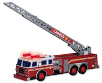 Realtoy RT8801 FDNY Ladder Truck w/Lights & Sound