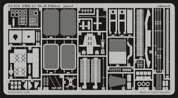 1/35 Ship- PBR31 Mk II Pibber for TAM