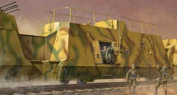 Trumpeter 1/35 WWII Ger Army Kommandowagon Army Troop Transport