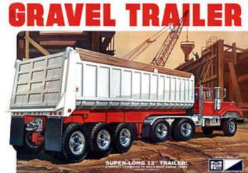 1/25 3-Axle Gravel Trailer