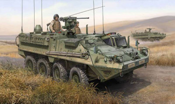 Trumpeter 1/35 M1130 Stryker Command Vehicle