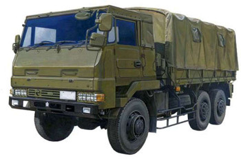 Aoshima 002322 AFV - JGSDF 3.5T Truck (Plastic model)