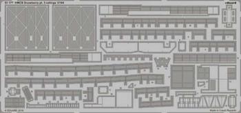 1/144 Ship- HMCS Snowberry Railings Pt.3 for RVL