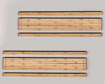 Blair Line - HO Laser-Cut Wood Grade Crossings (2) 165