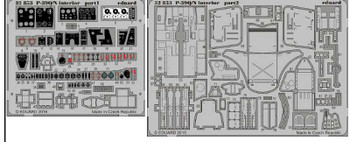 1/32 Aircraft- P39Q/N Interior for KTY (Painted)