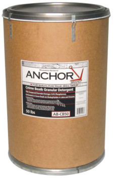 Anchor Brand Rig Wash Granular Creme Beads