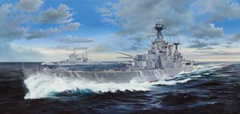 1/200 HMS Hood British Battleship