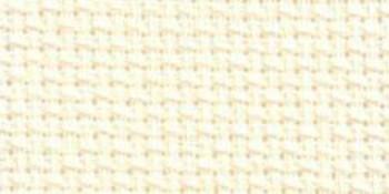 Aida 14 Count 39X45cm Dark Ecru