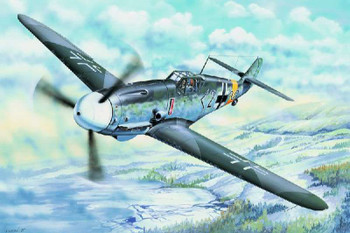 Messerschmitt Bf-109G-2, 1/32 by Trumpeter, Model Airplane