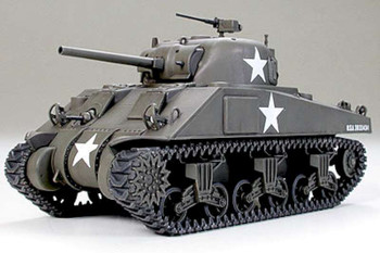 Tamiya - 32505 1/48 US M4 Sherman Early Production