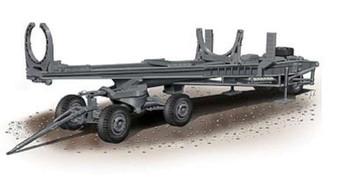 Meillerwagen V2 Missile Transporter -- Plastic Model Military Vehicle Kit -- 1/72 Scale -- #172012