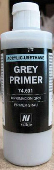 Grey Surface Primer (200ml), by Vallejo, Model Paint