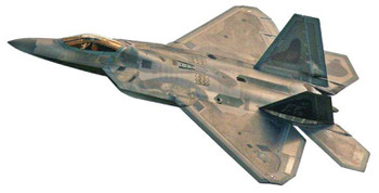Revell - 855984 1/72 F-22 Raptor - Plastic Model