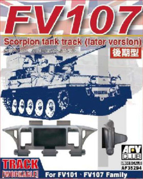 1/35 FV107 Scimitar CVR(T) Late Version  Family Workable Track Links