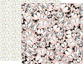 """5th & Monaco Double-Sided Cardstock 12""""X12"""" #4"""