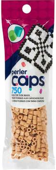Perler Cap Beads 750/Pkg Tan