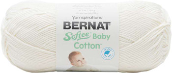 Bernat Softee Baby Cotton Yarn Cotton