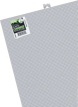 Plastic Canvas 7 Count 10 Inch X 13 Inch-White12 pack