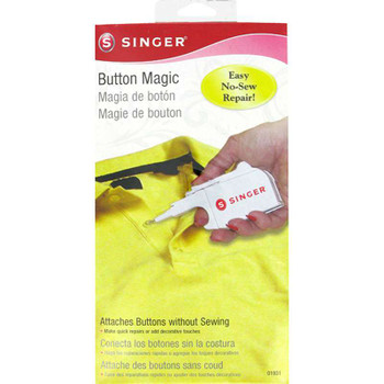 "Button Magic 5""X2"""