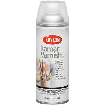 Kamar Varnish Aerosol Spray 11oz