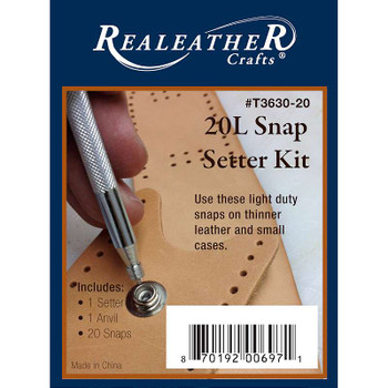 20L Snap Setter Kit Nickel