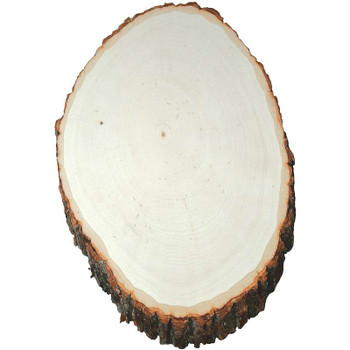 """Basswood Plaque Extra Large 11"""" To 14"""""""
