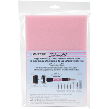 "Zutter Tool-It-All Foam Pad 9""X6"""
