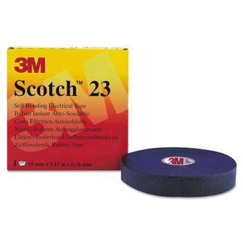 """3M™ Scotch 23 Rubber Splicing Tape, 3/4"""" x 30ft"""