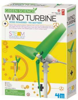 Build Your Own Wind Turbine Kit